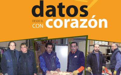 Fundación Cáritas Chavicar atendió a 922 personas en 2011 y consiguió la colocación de 162 participantes