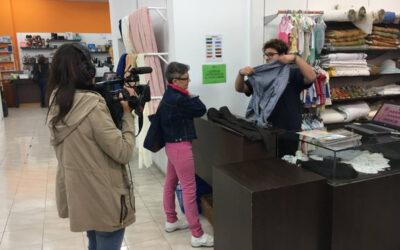 Fundación Cáritas Chavicar celebra el Día Mundial del Reciclaje con sensibilización en la Tienda con Corazón