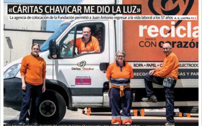 """""""La gran ventanilla laboral riojana"""", un reportaje de La Rioja en el Día del Trabajador"""