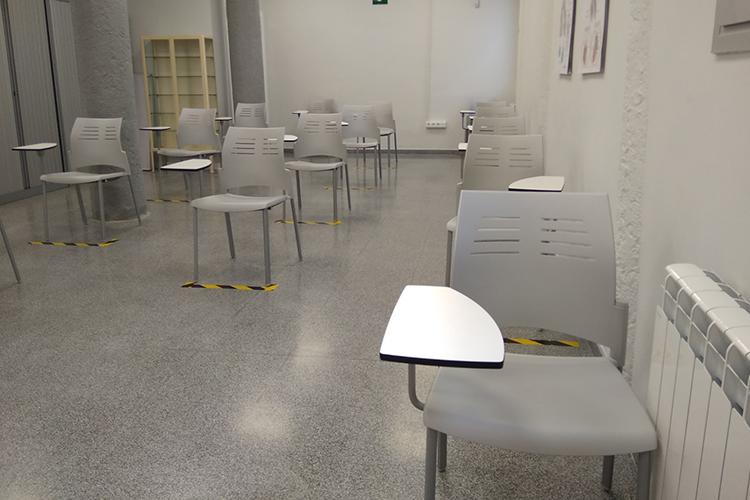 Fundación La Caixa colabora económicamente en la compra de equipamiento para el Centro de Formación Virgen de la Esperanza